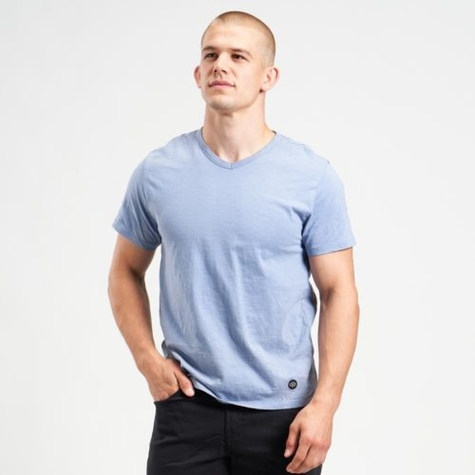 Eco Etched V-Neck | RUDIS Supply