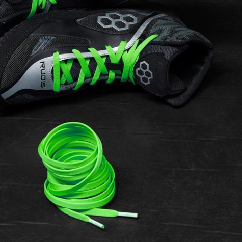 RUDIS Flat Wrestling Shoelaces