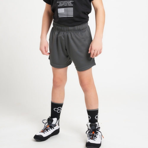 "RUDIS 6"" Mesh Youth Shorts"