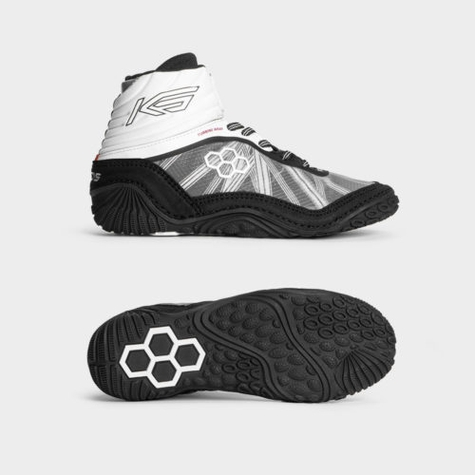 KS Turbine Ghost/Infrared Youth Wrestling Shoes