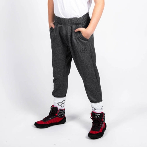 Gray RUDIS Hex Premier Youth Joggers